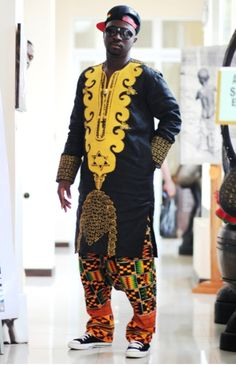 African Prints in Fashion: Looking Good: Which guy, ummm style do you like best?