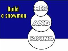 Build a Snowman Song