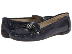 Womens Shoes Anne Klein AKNearme Black Reptile