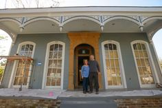 """For Central City couple, renovation of home is a labor of love   When Colleen Evans and Greg Lusignan were dating, he said something that hooked Evans immediately.  """"Greg told me he had a dream of renovating an old house, maybe in"""
