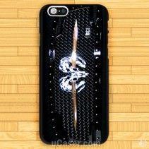 Autobot Transformer Custom Paint grille iPhone Cases Case