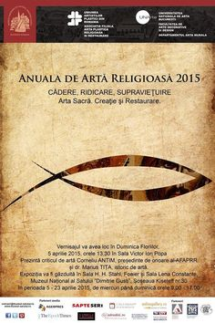 The 2015 Annual Religious Art Exhibition at the Village Museum, Bucharest, Romania