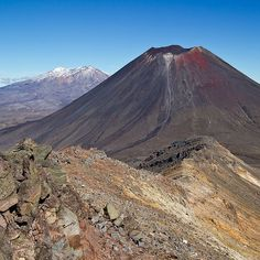 Raw shots for the Lord of the Rings' Mordor were filmed at Tongariro National Park in New Zealand. 17 Fictional Locations You Can Actually Visit