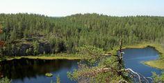 Finland, Kouvola, Repovesi. Where my mind is allways on holiday.