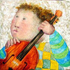 Graciela Rodo Boulanger, 1935 | Tutt'Art@ | Pittura * Scultura * Poesia * Musica |