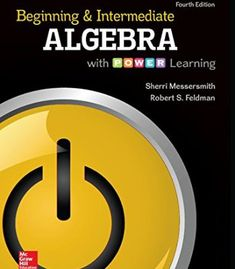 Beginning algebra books a la carte edition 7th edition pdf beginning and intermediate algebra with power learning 4th edition pdf fandeluxe Images