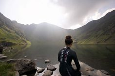 Wild Swimming up Cadair Idris, Dolgellau #Wales #photography #huubwetsuits