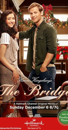 """The Bridge (TV Movie 2015) with the girl from """"How to Get Away with Murder"""". This was also a book too!!"""