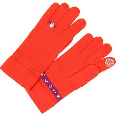 Marc by Marc Jacobs Trompe L'Oeil Sweater Glove