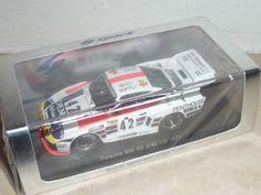 Porsche 935 K2 Gr5 KREMER PENTHOUSE Le Mans 1977 #42 Spark S2029 1:43