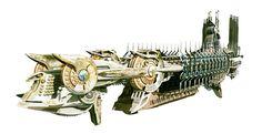 Final Fantasy XII: Airship - Xezat Surgate