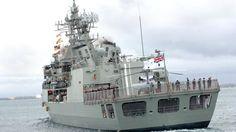 Speeding Australian warships upset New Zealand community #home #cleaning #family #cleaningexec https://cleaningexec.com