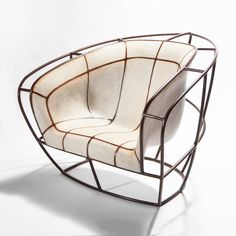 View this item and discover similar for sale at - 'Beaubourg Chair' by Michel Cadestin and Georges Laurent. The Beaubourg chair was conceived by Richard Rogers and Renzo Piano and designed specifically Home Decor Furniture, Unique Furniture, Contemporary Furniture, Furniture Design, Cheap Furniture, Luxury Furniture, Metal Design, Metal Structure, Furniture Inspiration