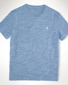 09e98bd94b2 Custom-Fit T-Shirt - Polo Ralph Lauren Tees - RalphLauren.com