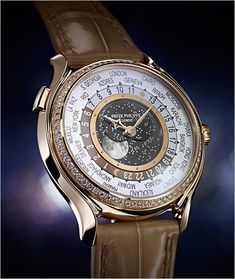 Patek Philippe World Time Moon