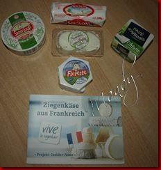 """Frankreich selbst ist das Herstellerland par  excellence,denn die französischen Ziegenkäsehersteller pflegen eine lange Tradition,haben ein profundes,""""Savoirfaire""""und bieten eine reichhaltige Vielfalt von über 100 verschiedenen Sorten.    Die Auswahl geht von mild bis würzig,von frisch bis gereift,von streichzart bis weich.    Immer häufiger ist die nachfrage nach Ziegenkäse und vor allem in Deutschland wird es als neues Trendprodukt entdeckt.    Doch was macht den Ziegenkäse so beliebt..."""