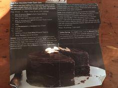 Chocolate Wedding Cake Dairy Egg Gluten Free The Prairie