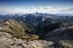 Hike Slovenia, Hiking and hiking trails / routes in Slovenia