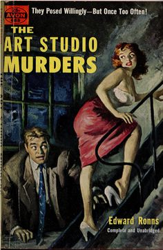 """""""The Art Studio Murders"""" 