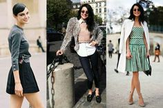I've completely forgot this lovely blogger's name, but her style is so tailored and feminine, I had to post.