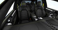 2013 Porsche Cayenne GTS - Peridot Metallic - Auto News and Info - Front Seat