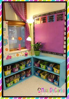 Cozy Classroom Corner!