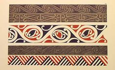 maori art | Maori art is fantastic. Look. » more patterns