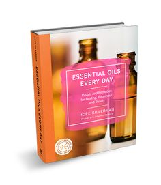 Essential Oils Every Day by Hope Gillerman is  my go-to book for learning about essential oils and aromatherapy. There are loads of aromatherapy messages and lots of sound advice too.