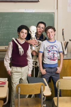"""""""Freaks and Geeks"""" 1999-2000. Proud to say I watched this show when it first aired! Starring a young Seth Rogen, Jason Segel, and James Franco."""