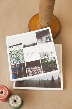 Make your own photo book // Artifact Uprising Book - The summer of us book