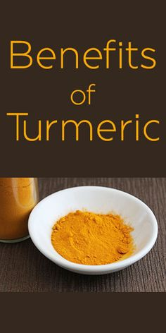 Benefits of Turmeric - Learn why you should be using this spice. Turmeric, is the spice that gives curry its rich yellow hue and is one of the best spices you can use as a natural anti-inflammatory and antioxidant. Keeping Healthy, How To Stay Healthy, Healthy Eating, Health And Nutrition, Health And Wellness, Diet Recipes, Healthy Recipes, Healthy Bars, Natural Healing