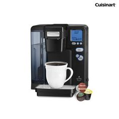 Cuisinart Single-Serve Keurig Brewing System at 73% Savings off Retail!