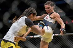 UFC 200 Cat Zingano vs Julianna Pena