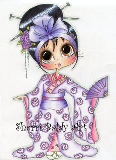 My-Besties Cherry Blossom Fine Art Print-