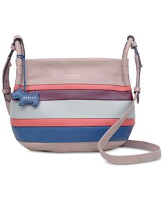 3b3e979a5ed Radley London Wren Street Zip-Top Crossbody & Reviews - Handbags &  Accessories - Macy's