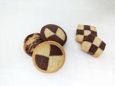 Biscotti+di+frolla:+Variazioni+di+sablè+ciocco+vaniglia