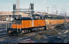 RailPictures.Net Photo: MILW 881 Chicago, Milwaukee, St. Paul & Pacific EMD SW1 at Milwaukee, Wisconsin by Tom Farence