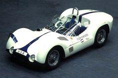 1959 Maserati Tipo 61; 2890cc, 250hp.