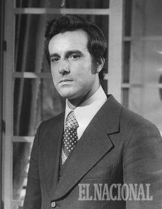 Retrato del actor José Bardina. 23-01-1974 (FOTO: ARCHIVO EL NACIONAL)