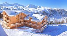 Résidence Les Balcons de Belle Plagne - 4 Star #Hotel - $111 - #Hotels #France #BellePlagne http://www.justigo.me.uk/hotels/france/belle-plagne/residence-les-balcons-de-belle-plagne_55430.html