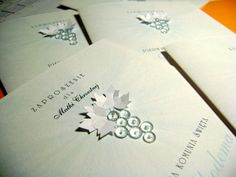 Invitations to the first holy communion