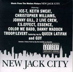 New Jack City: Music From The Motion Picture « Holiday Adds