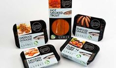 Products from Kilmore Quay's range of fresh fish which are widely available.