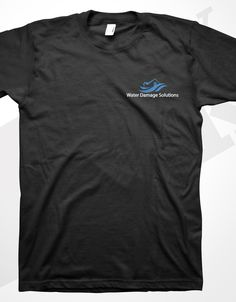 Company T-shirt front