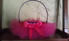 etsy creation but you can google tutu easter basket for many more ideas