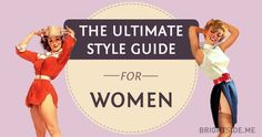 The ultimate style guide for women