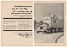 Dillon Store Ford F-1000 Super Duty Truck (1961)