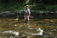 Classic Tuesday Tip: How to Identify Good Trout Holding Water