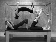 Essence of Motion - the place in Pasadena for pilates...go see Evelyn - she'll set you straight (in more ways than one!)