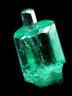 Minerals And Gemstones, Rocks And Minerals, Natural Crystals, Stones And Crystals, Crystal Kingdom, Mineralogy, Mineral Stone, Rocks And Gems, Columbian Emeralds